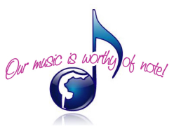 Our music is worthy of note!